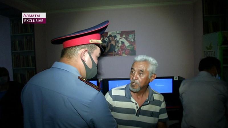 Пенсионеры играли в азартные игры по ночам в Алматы.jpeg
